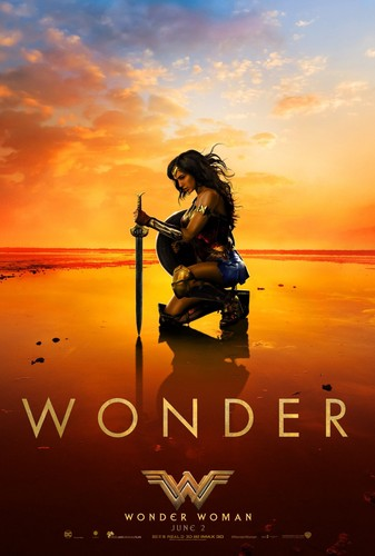 Wonder Woman (2017) hình nền entitled Wonder Woman (2017) Poster