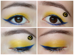 X Men Eye Shadow