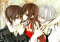 Yuki, Zero, Kaname - vampire-knight photo