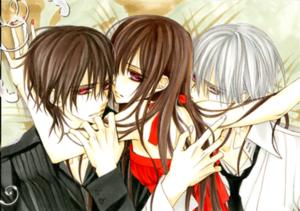 Yuki, Zero, Kaname