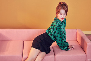 """Yuna - """"Excuse Me"""" Concept"""