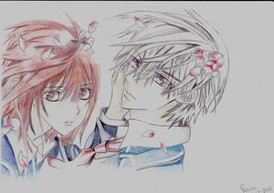 Zero/Yuuki Drawing