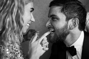 Zosia Mamet and Evan Jonigkeit Wedding