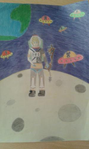 astronaut Ventus