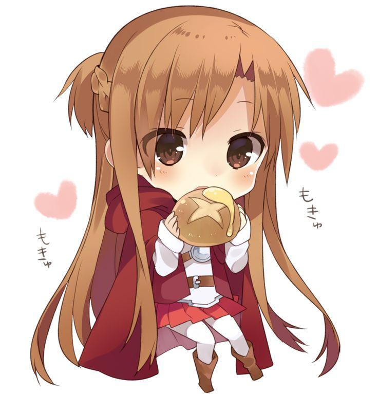asuna nuts