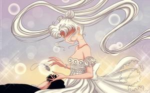 awakening of princess serenity