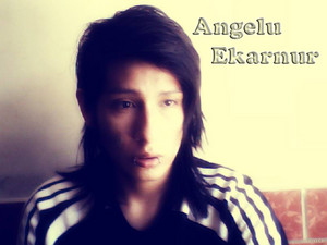 cosplay boy Angelu Ekarnur