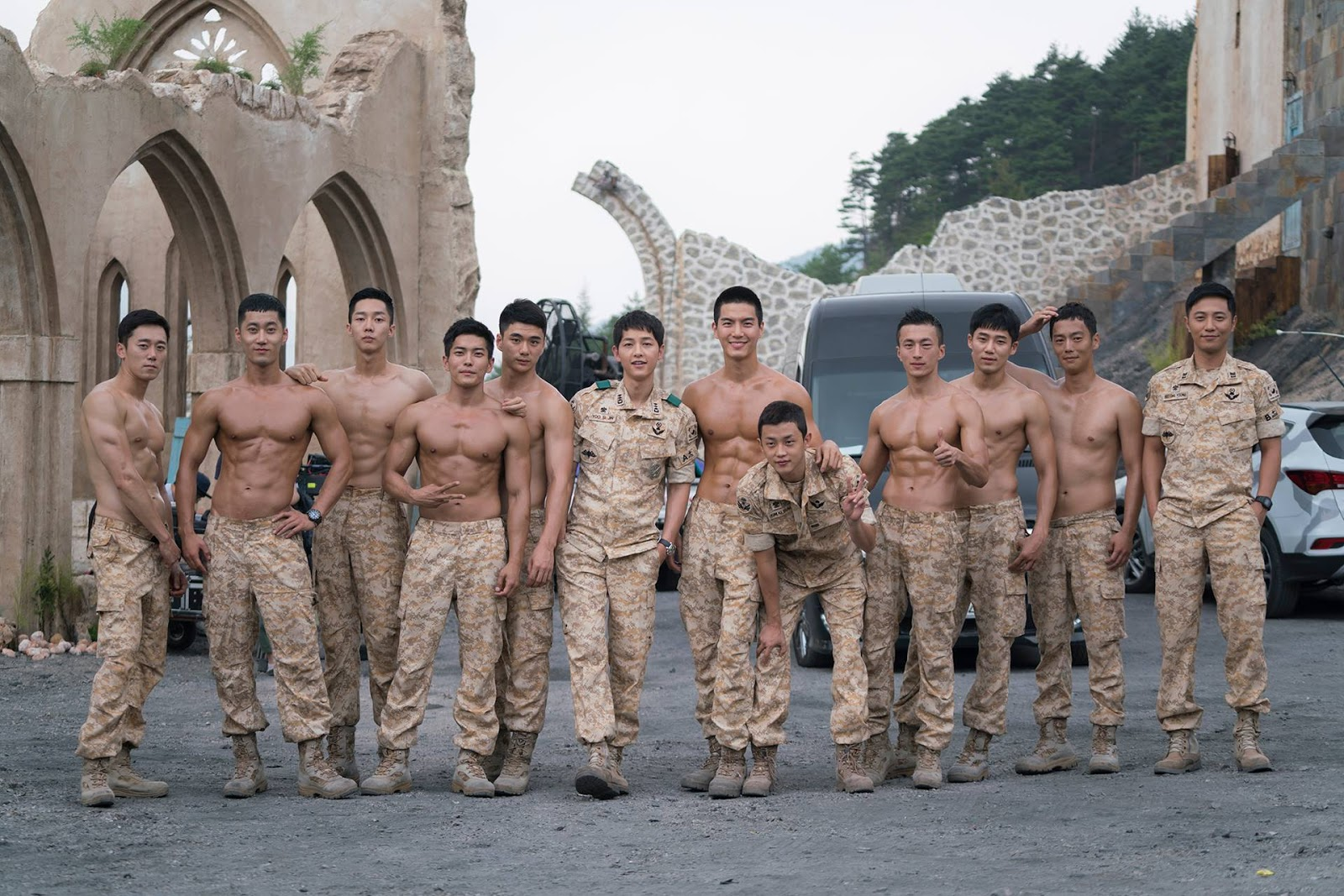descendants of the sun 3