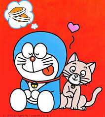 Doraemon and michan