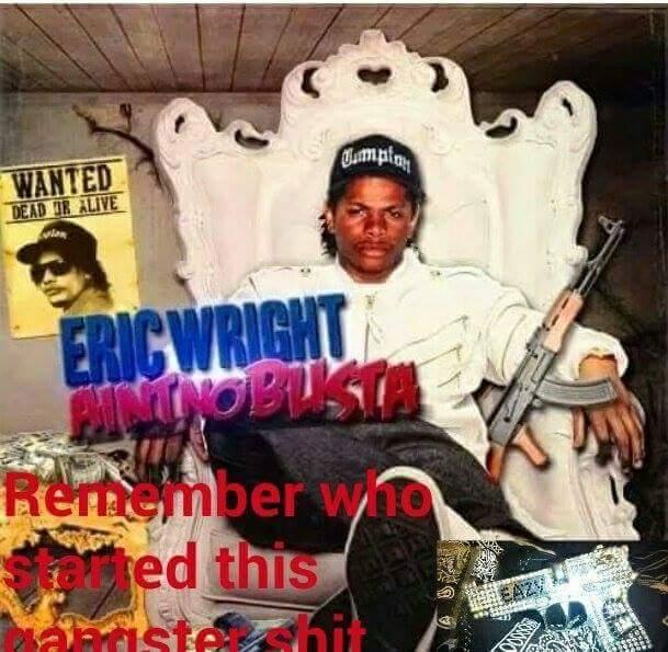 Eazy E Sox Hat: Eazye187 Images Eazy E Wallpaper And Background Photos