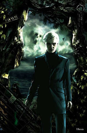 hp hbp   draco malfoy by dhesia