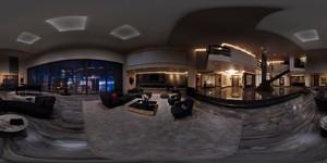 inside Christian's apartment,Escala(Fifty Shades Darker)