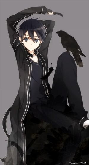 kirito 乌鸦