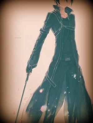 kirito swordsmen