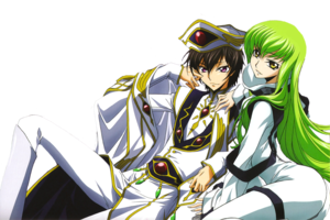 lelouch and cc render によって uchiwa208 d5uvwe6