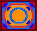 mixed shapes  46  - sam-sparro fan art
