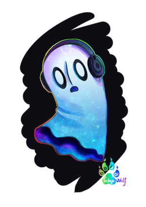 napstablook por taygawolf d9if70l