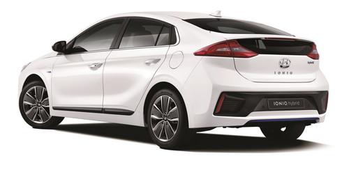 Hyundai Ioniq Hybrid wallpaper titled Hyundai IONIQ Hybrid