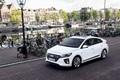 Hyundai IONIQ Hybrid Front View