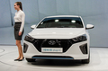 Hyundai Ioniq Plug In front end