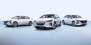 Hyundai Ioniq Phev Electric Hybrid