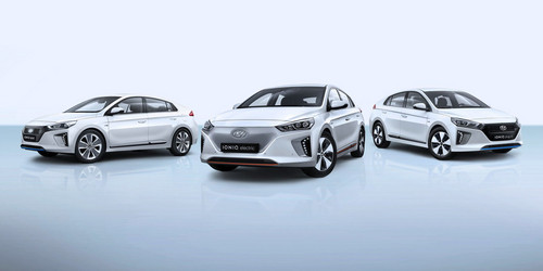 Hyundai Ioniq Plug-In Hybrid PHEV wallpaper called Hyundai Ioniq Phev Electric Hybrid