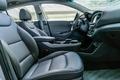 2017 Hyundai Ioniq EV interior overview