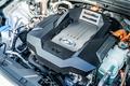 2017 Hyundai Ioniq EV motor