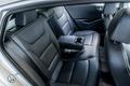 2017 Hyundai Ioniq EV rear seat