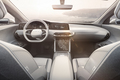 voice control interior Lucid Air luxury sport autonomous electric sedan