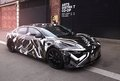Lucid Air luxury sport autonomous electric sedan camo