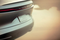 Lucid Motors Air rear badge and bumper