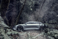 Lucid Motors Air front side Lucid Air luxury sport autonomous electric sedan
