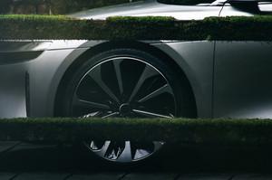 Lucid Motors Air front wheels