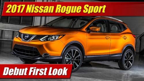 Nissan Rogue Sport wallpaper entitled Nissan Rogue Sport 2017