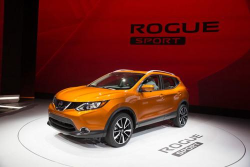Nissan Rogue Sport wallpaper called Nissan 2017 rogue sport