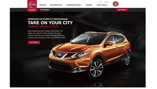 Nissan Rogue Sport wallpaper called 2017 nissan rogue sport named qashqai in canada