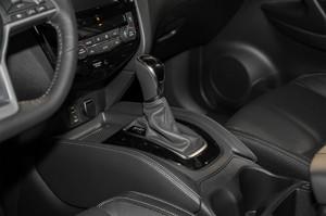2017 Nissan Rogue Sport gear knob