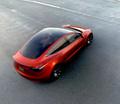 Tesla Model 3 Rear There Quarter