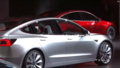 Tesla Model 3 Rear there quarter
