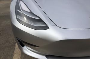Tesla Gigafactory Model 3 headlight