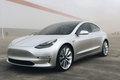 Tesla Model 3 with Gigafactory