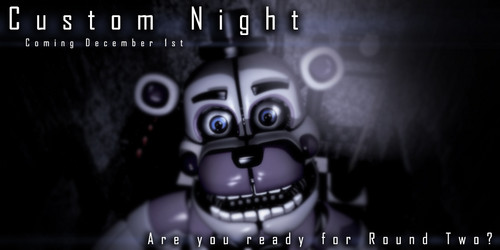 Five Nights at Freddy's wallpaper entitled project.JPG