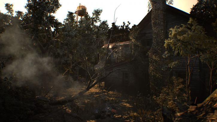 Resident Evil Oboi Resident Evil 7 Biohazard Oboi And Background