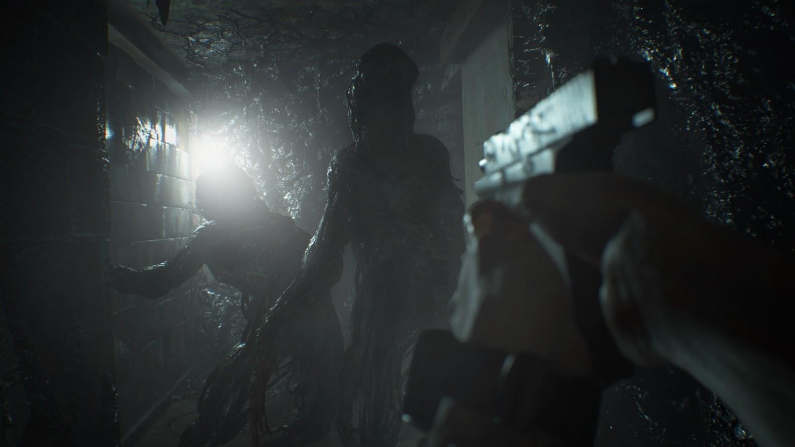 Resident Evil Oboi Resident Evil 7 Biohazard Hd Oboi And Background