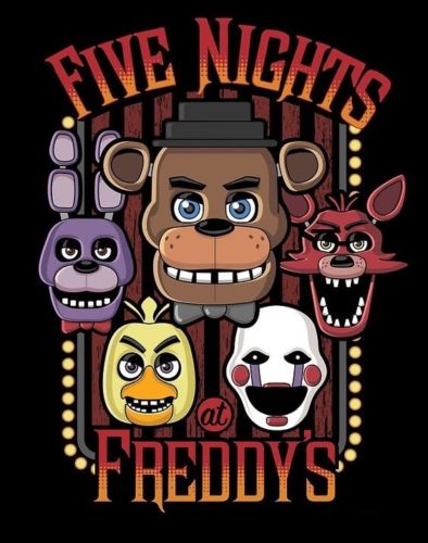 Five Nights at Freddy's kertas dinding called s l500