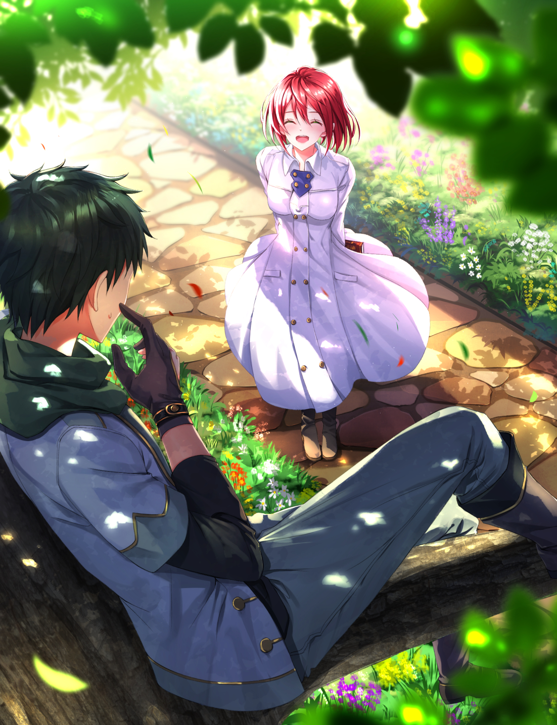 akagami no shirayukihime images snow white with the red hair hd