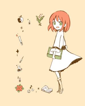 akagami no shirayuki-hime.