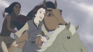 spirit stallion of the cimarron >> crossover