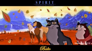 spirit stallion of the cimarron crossover